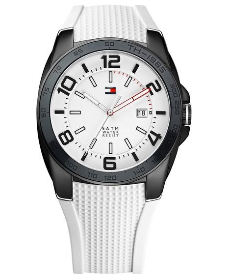 Relógio Tommy Hilfiger Th1790882 Orig Chron Anal White