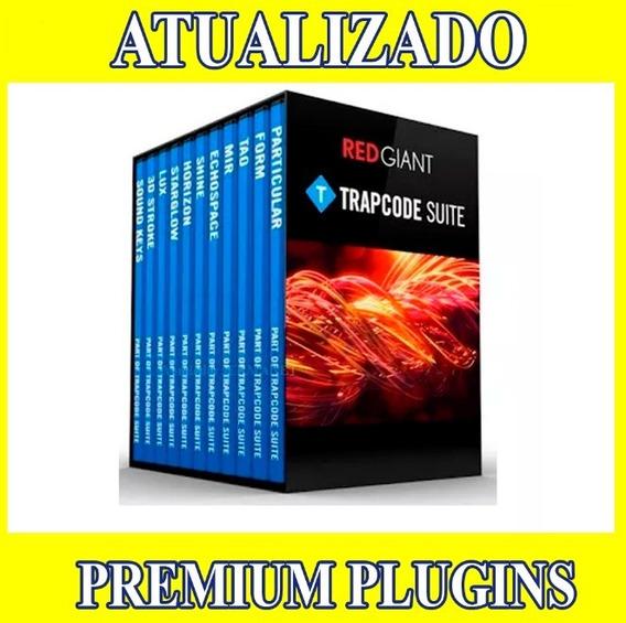 Red Giant Trapcode Suite 15.1.2 Premium Plugins + Licença