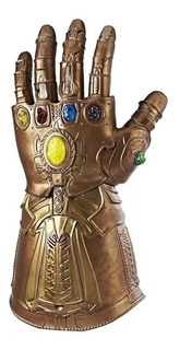 Guante Thanos Avengers Infinity War Gauntlet Deluxe Marvel