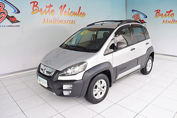 Fiat Idea 1.8 Mpi Adventure 16v Flex 4p Automatizado 2012