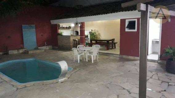 Casa Com 4 Dormitórios À Venda Por R$ 650.000,00 - São Marcos - Macaé/rj - Ca0533