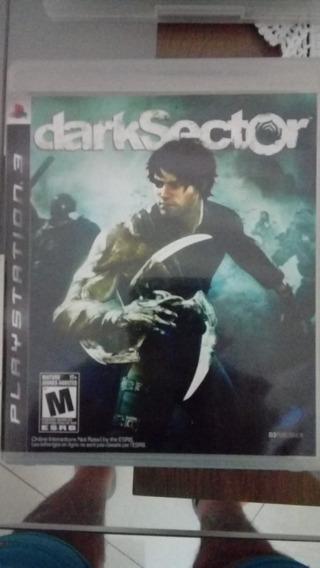 Games Jogos Ps3 Play3 Usados Dark Sector
