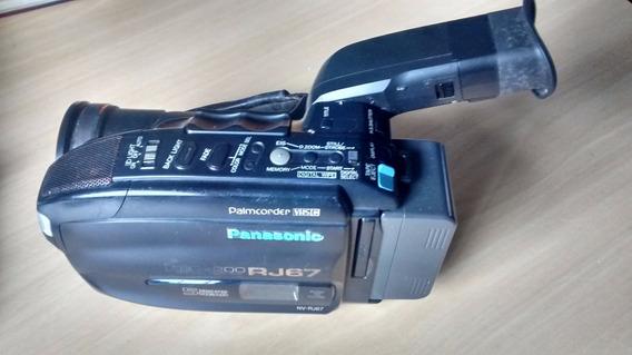 Filmadora Panasonic Palmcoder Nv-rj67pn 200x Zoom