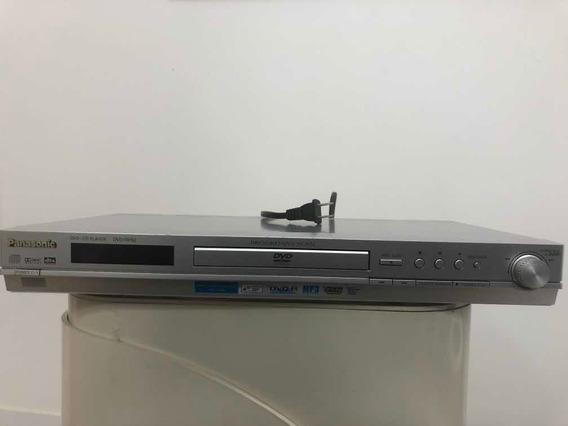 Panasonic Dvd Player Em Ótimas Condições! Modelo Dvd-rp62