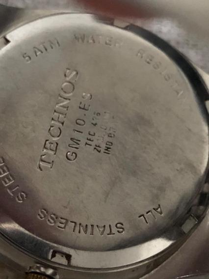 Relógo Technos Em Ótimo Estado De Conservação
