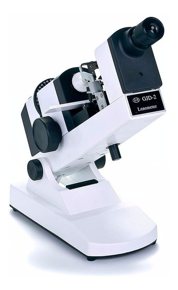 Lensômetro Oftalmológico Leitura Externa Alta Precisão