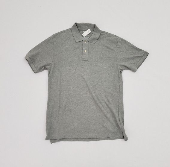 Playera Polo Old Navy Grande Gris