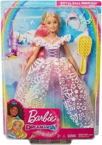 Mattel Barbie Dreamtopia Ultimate Princess - Mattel Gfr45
