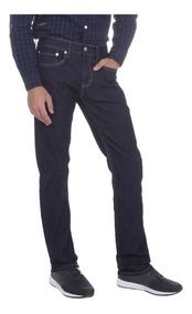 Calça Jeans Levis Masculino 511 Slim Fit Azul Escuro