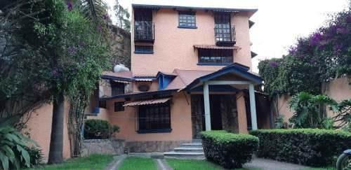 Hermosa Residencia Con Terreno Para Desarrollar Xochimilco