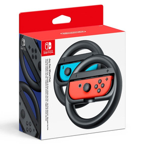 Nintendo Switch Joy Con Wheel Set Com 2 Pack