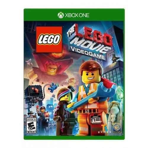 The Lego Movie Videogame - Xbox One | Mídia Física | Lacrado