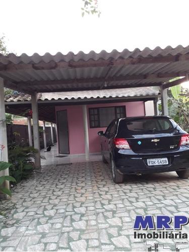 Imagem 1 de 17 de Ca 00376 - Casa Em Ubatuba Com 2 Dormitórios, Localizada Em Bairro Bem Tranquilo Pura Natureza - Ca00376 - 69805870