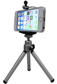 Tripe Universal C Adaptador P/ Camera E Celular - Promocao