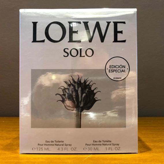 Solo Loewe 125 + 30 Ml   Marvinarantes
