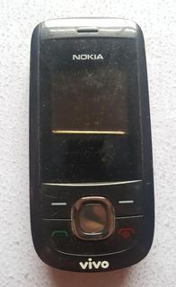 Celular Nokia 2220s-b Sucata Retirar Peças Ref: R312