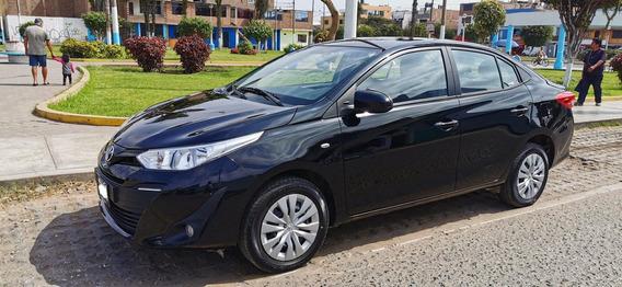 Toyota Yaris 2018 Full Solo 18000 Km Como Nueva