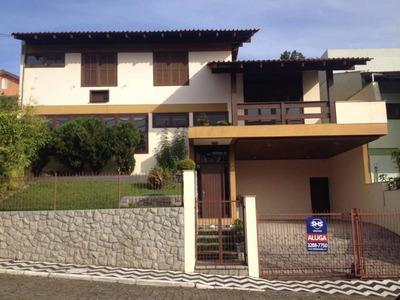 Casa Residencial Para Locação, Garcia, Blumenau. - Codigo: Ca0639 - Ca0639