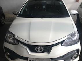 Toyota Etios 1.5 16v Platinum Aut. 4p