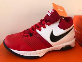 Tenis Nike Air Visi Pro V - Vermelho Original