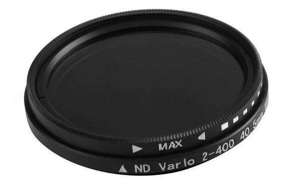 Filtro Nd Variável Nd2 A Nd400 37mm 40.5mm 43mm 46 49mm 52mm