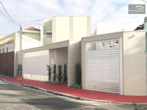 Casa Com 1 Dormitório À Venda, 35 M² Por R$ 225.000 - Vila Prudente - São Paulo/sp - Ca0165