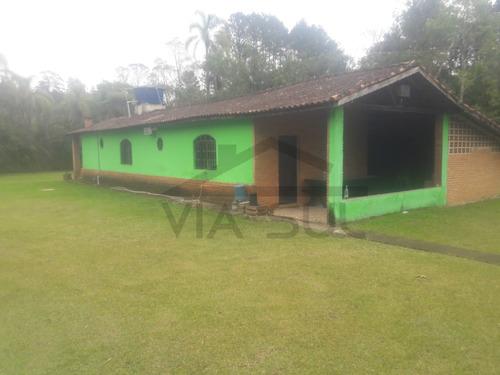 Imagem 1 de 26 de Chácara Em Itapecerica Da Serra! - 152 - 34421938