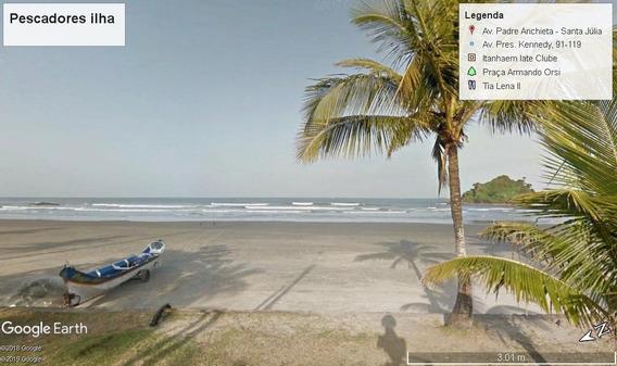 Prainha Pescadores 10 X 30 Entre Praia E Rio Itanhaém