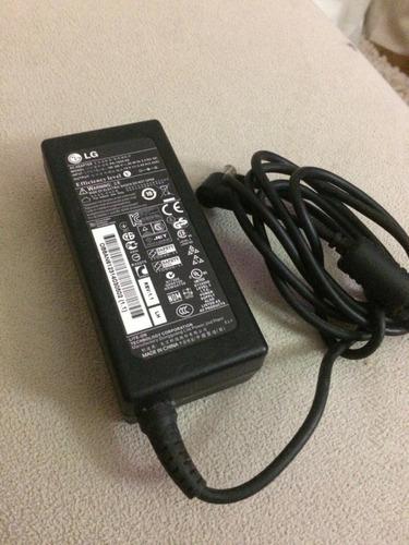 Carregador Fonte Notebook LG Pa-1650-68 Original