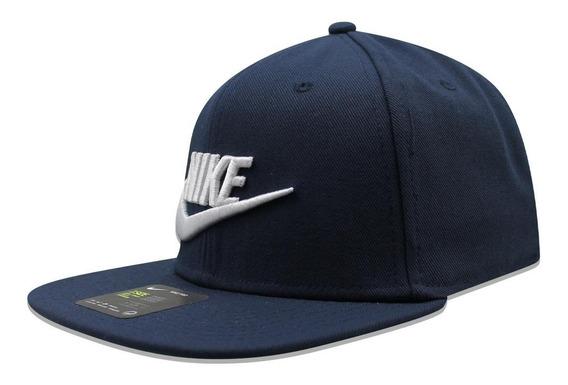 Gorra Nike Snapback Futura Pro Azul