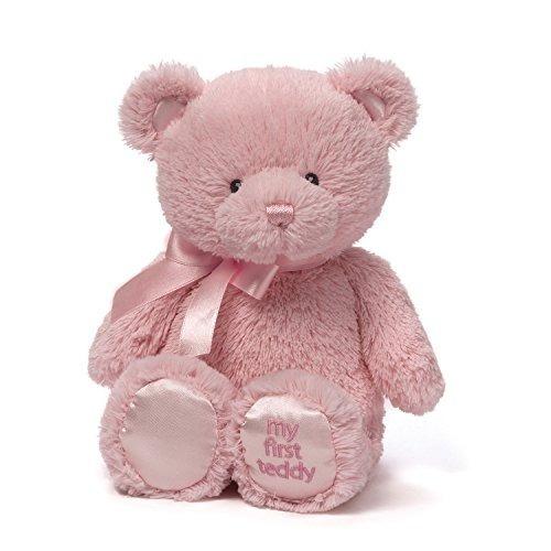 Gund My First Teddy Baby Stuffed Animal, 15 Pulgadas
