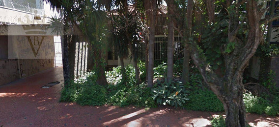 Terreno À Venda, 750 M² Por R$ 1.200.000 - Brooklin Paulista - São Paulo/sp - Te0005
