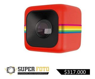 Cámara De Acción Cubo Polaroid