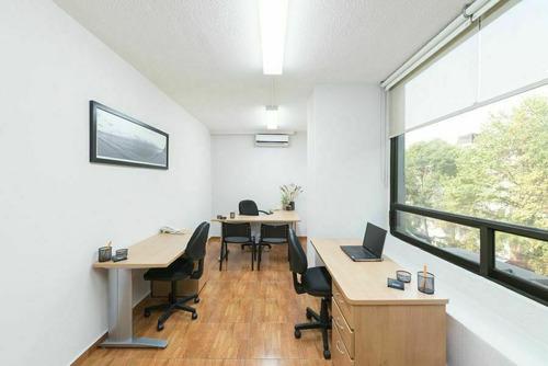 Imagen 1 de 5 de Oficina Amueblada En Renta De 24 M2 En Condesa