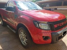 Ford Ranger 2.5 Xls Sport Cab. Simples 4x2 Flex 2p 2015