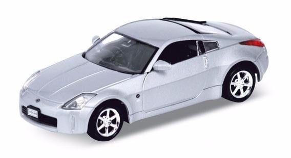 Auto Welly Nissan Fairlady Colección Escala 1:36
