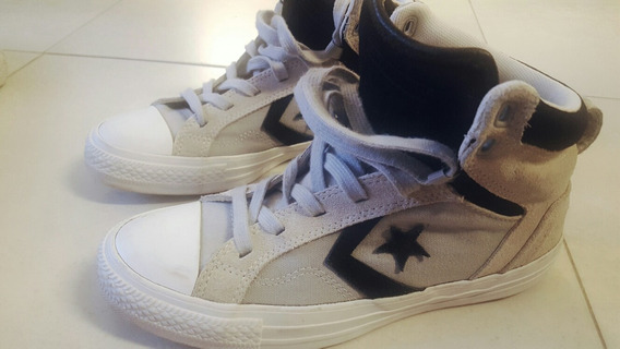 Converse Star Player Hi Cuero