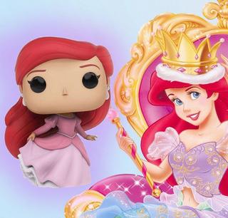 Funko Pop Disney Ariel La Sirenita #220