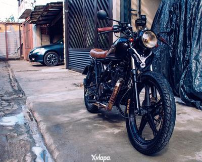 Suzuki Intruder 2008/09 125cc / 150cc