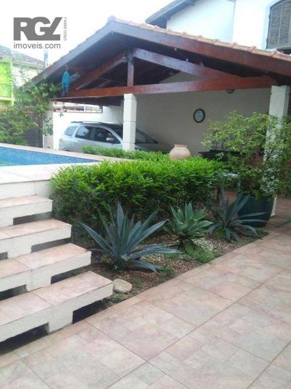 Casa Residencial À Venda, Vila Ponte Nova, Cubatão. - Ca0488