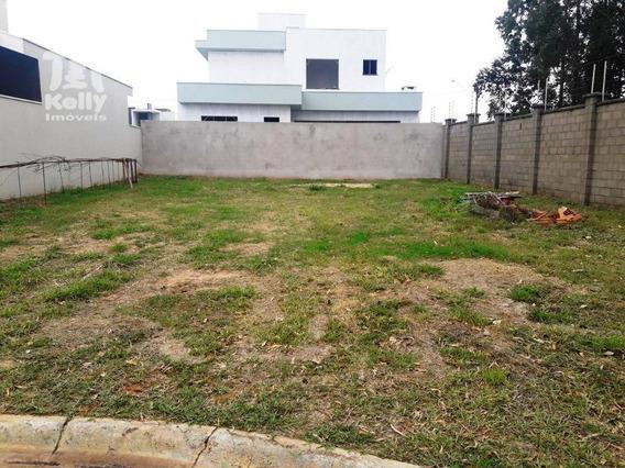 Terreno À Venda, 300 M² Por R$ 140.000,00 - Condomínio Valência 2 - Álvares Machado/sp - Te0450