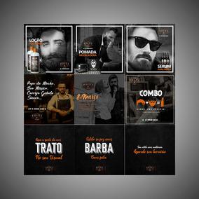Pacote De 10 Artes Para Facebook E Instagram - Social Media
