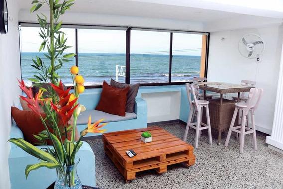 Apartamento Frente Al Mar , Una Habitación, Amoblado, Park