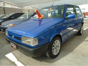 Fiat Uno 1.6 Sx 1997 Azul Financiamos!!
