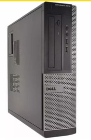 Dell Optiplex Pc Cpu I3 Semi Nova Revisada 64 Bits