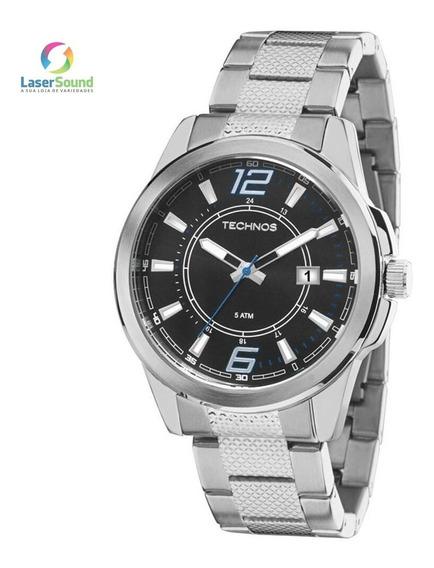 Relógio Technos Masculino 2115mlg/1a, C/ Garantia E Nf