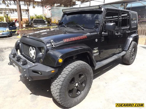 Jeep Rubicon Rustico