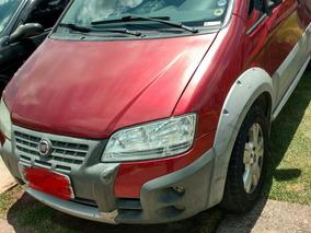 Fiat Idea 1.8 Adventure Flex 5p 2008 - Aceito Carro 1.0