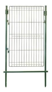 Puerta De Reja Casafor Plus Verde