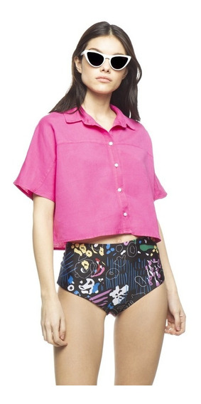 Camisa Robbie Lisa Casual Mujer Complot